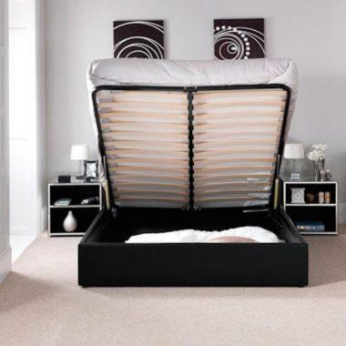 space saving ottaman bed