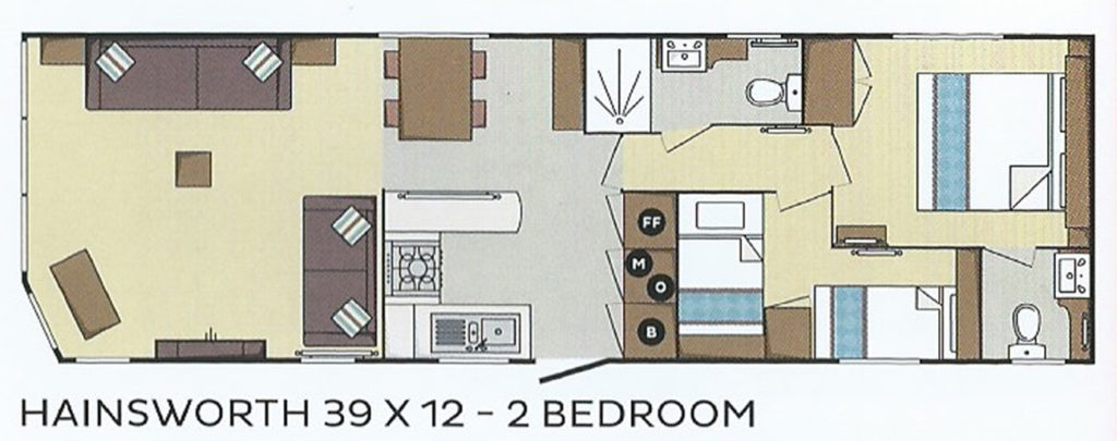 Carnaby Hainsworth Floor Plan