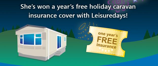 Leisuredays free insurance winner