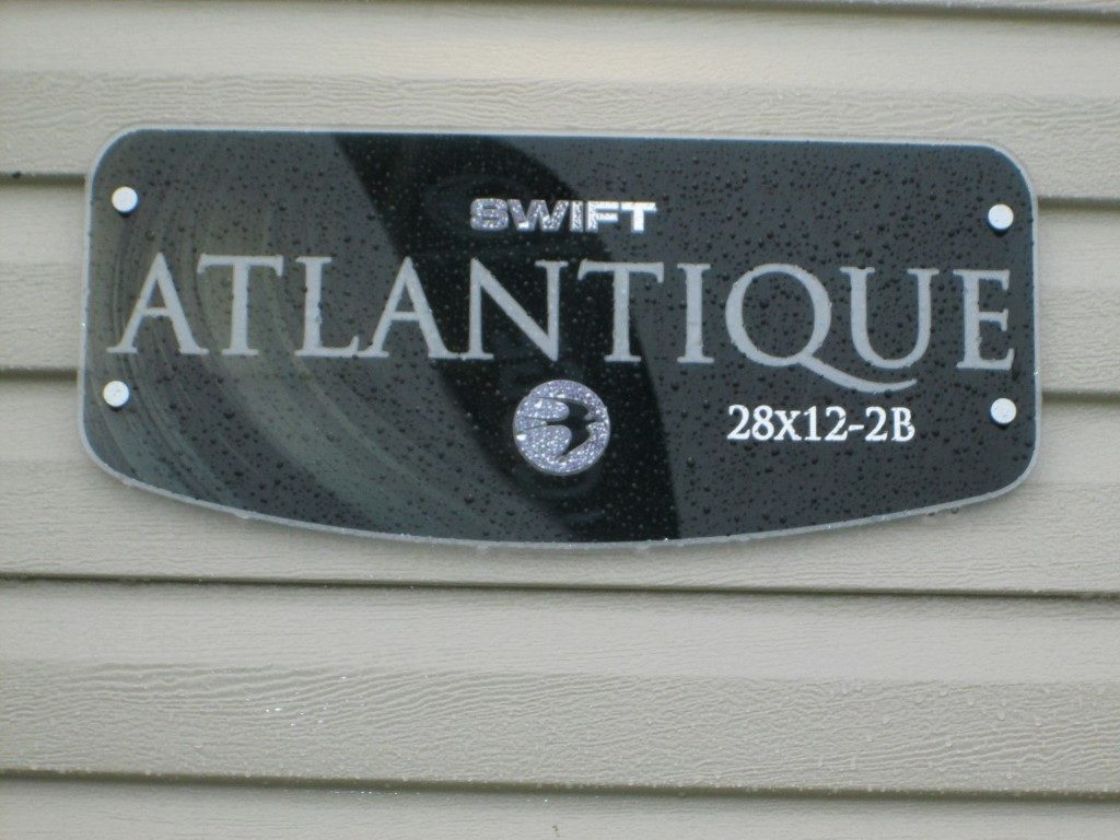 Swift Atlantique Sign