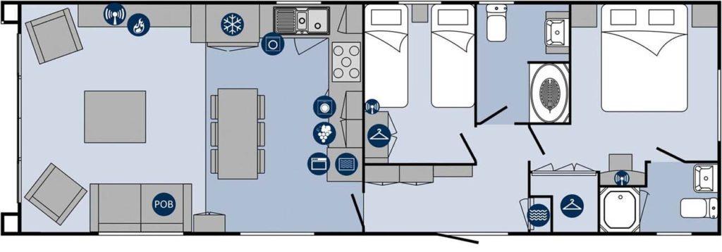 Regal Artisan Floor Plan