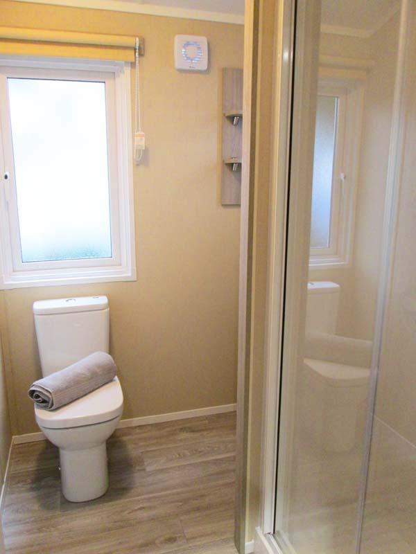 Regal Artisan Shower & Toilet